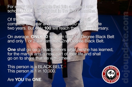 how long does it take to get a black belt-0