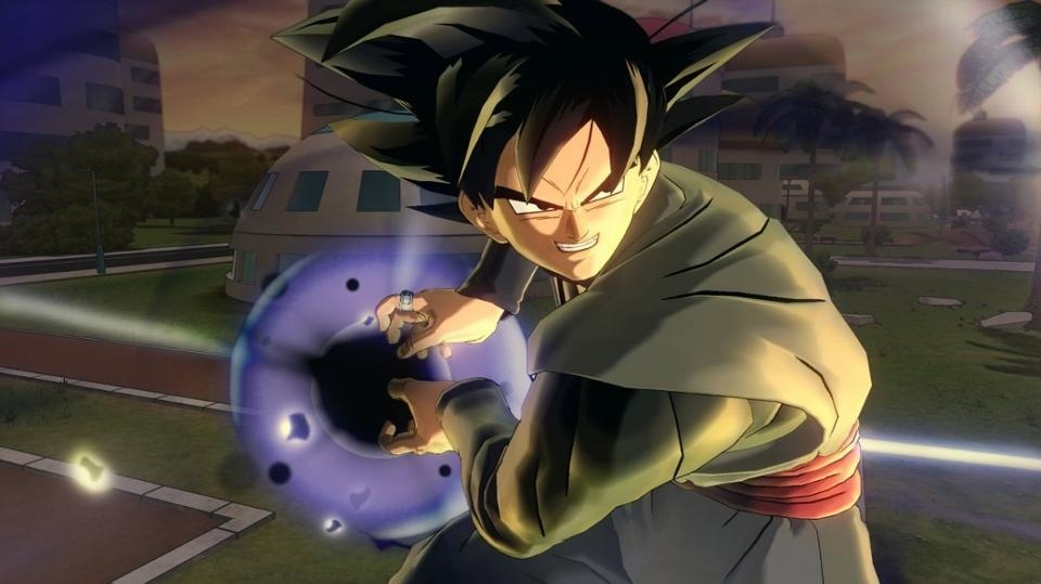 how to get black goku in xenoverse 2-1
