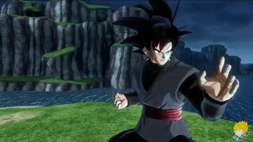 how to get black goku in xenoverse 2-2