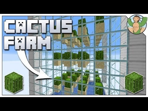 how to make a cactus farm in minecraft-3