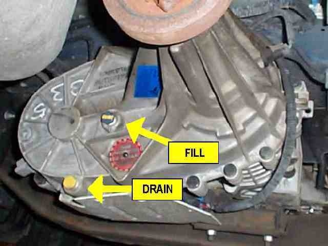 how to remove transfer case from 4l60e transmission-1