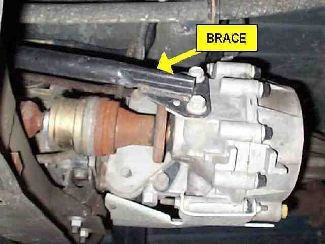 how to remove transfer case from 4l60e transmission-4