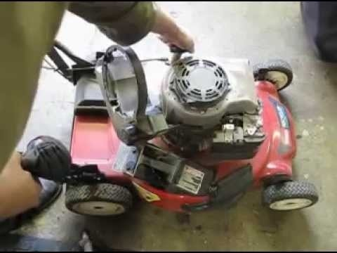 how to replace pull cord on lawn mower briggs and stratton-0