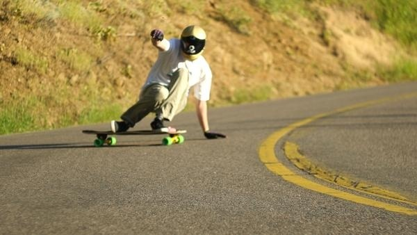 how to slow down on a longboard-4