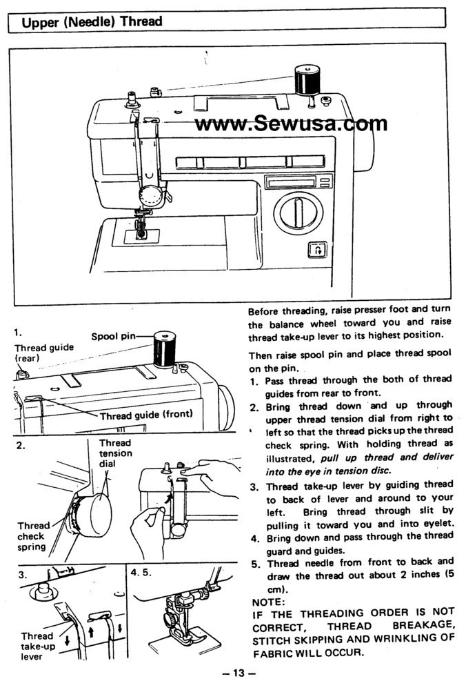 how to thread a brother sewing machine-3
