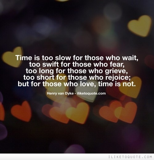 time is too slow for those who wait-1