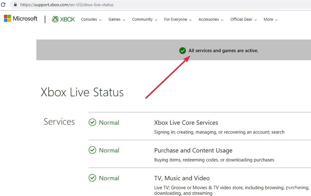 sorry this profile can't connect to xbox live on this console-1